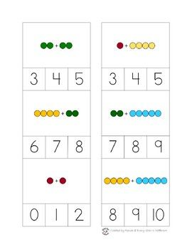 Montessori Kindergarten Math Worksheets