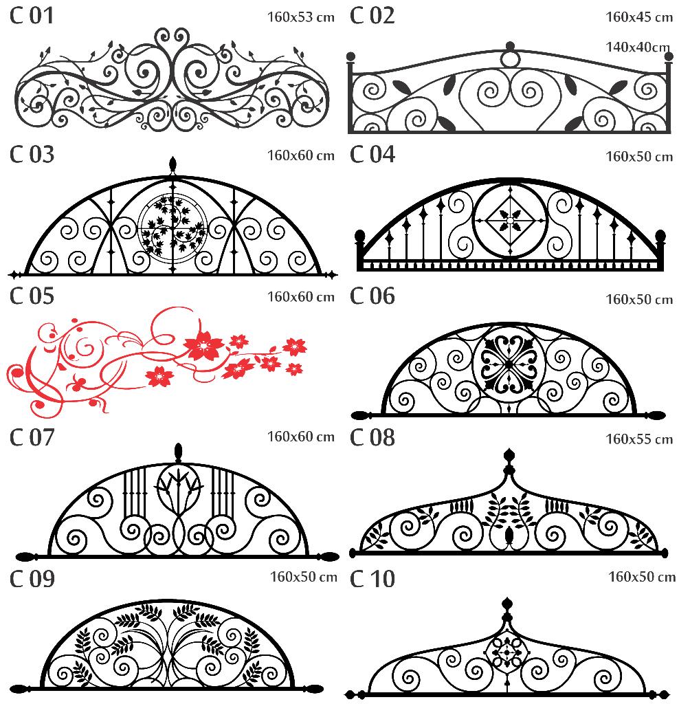 Cabeceiras de Cama | Iron, Wrought iron and Metals