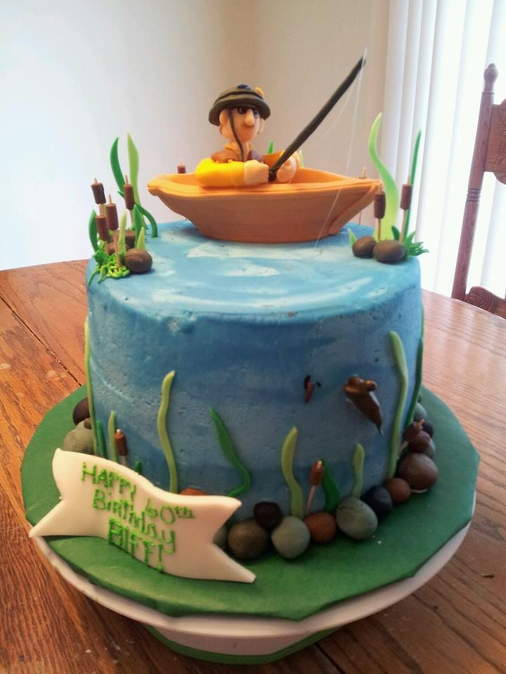 I need to find a cake like this when the times comes for my dad