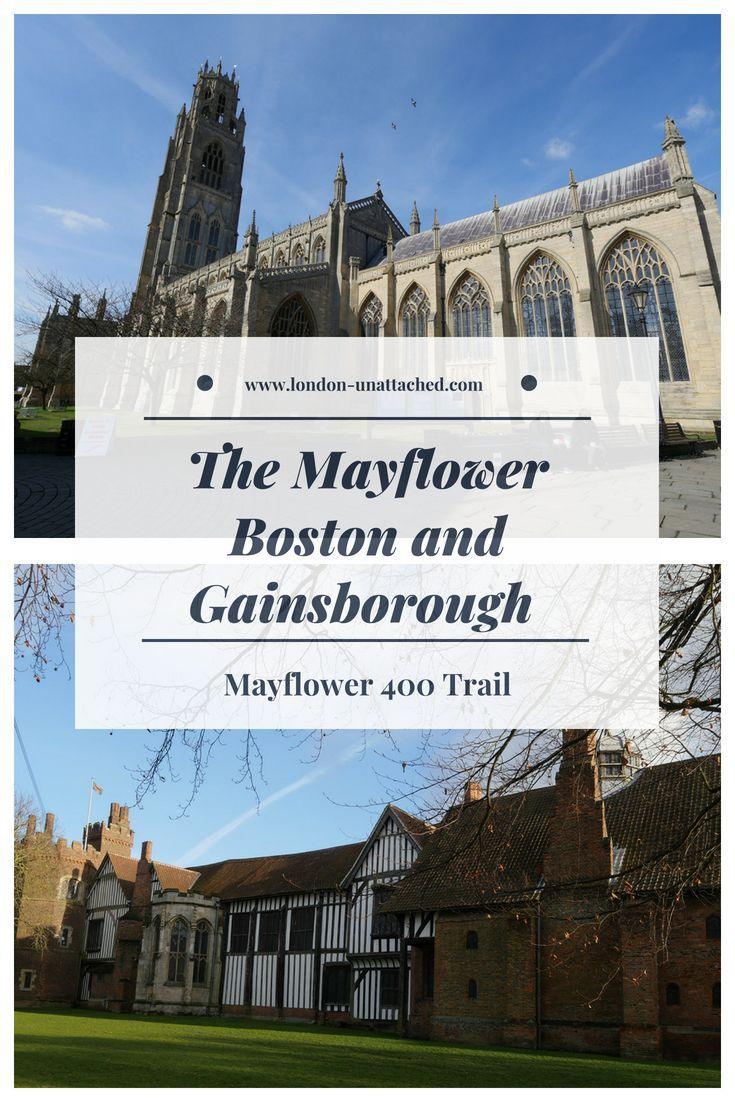 Mayflower pilgrims in lincolnshire gainsborough and