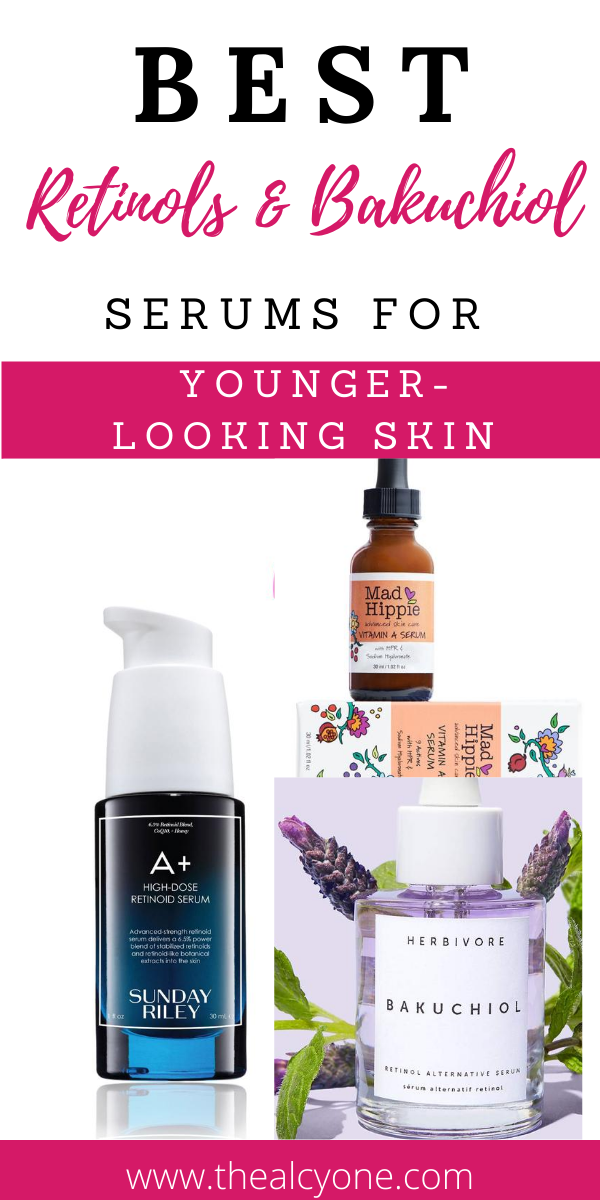 Best Over The Counter Retinol Serums For Your Skin The Alcyone Effective Skin Care Products Antiaging Skincare Routine Anti Aging Skin Care