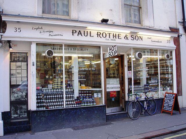 paul rothe & son, london