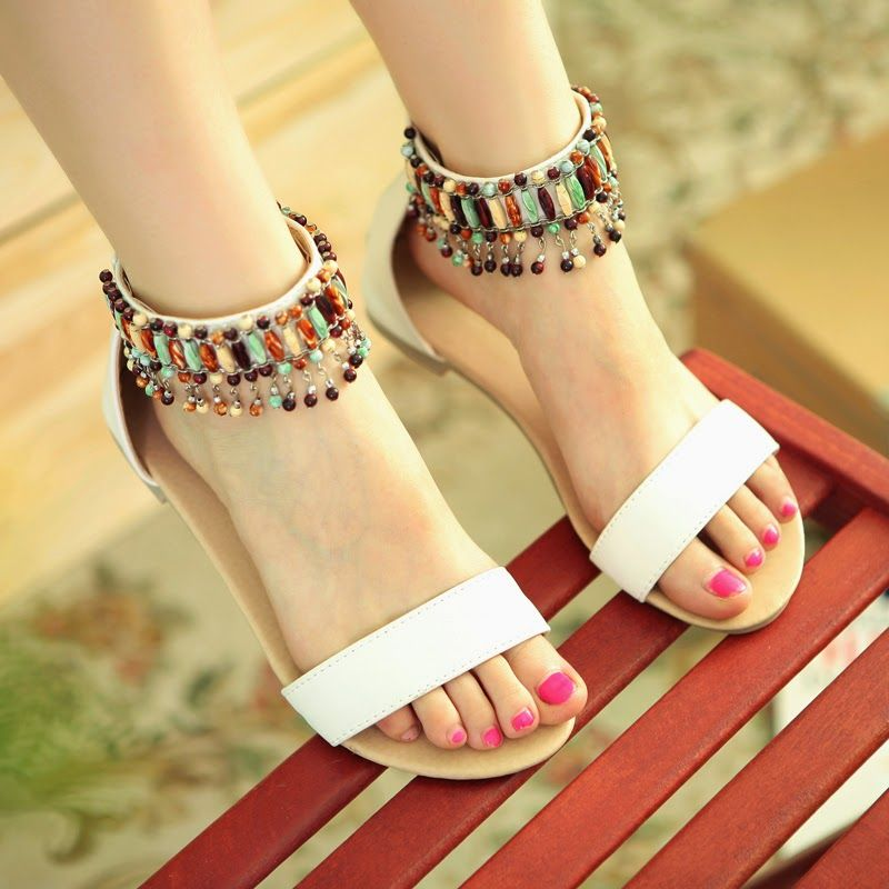 2bbde3ac6 Awesome Flat Sandals