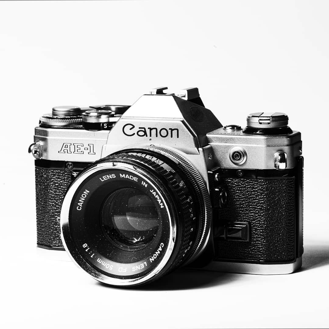 Pin On Canon Ae 1