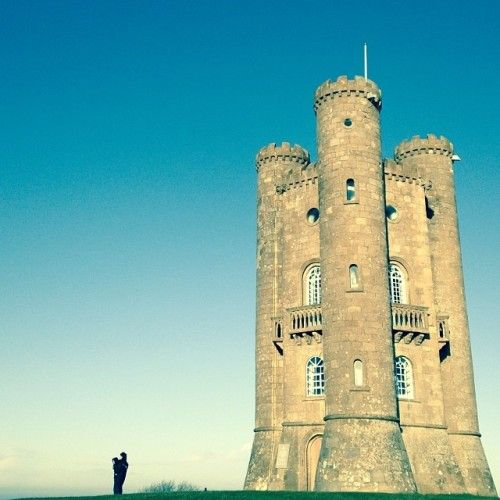 "historylondon:  ""Broadway Tower #cotswolds #uk #england #castles #tower #turrets #history #architecture #capabilitybrown #folly  """