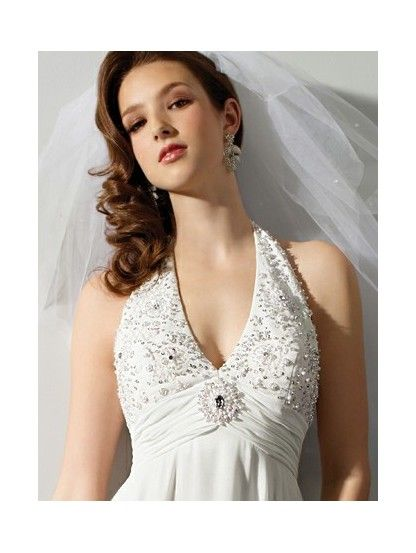 Chiffon Halter Wedding Dresses Home Wedding Dresses Beach