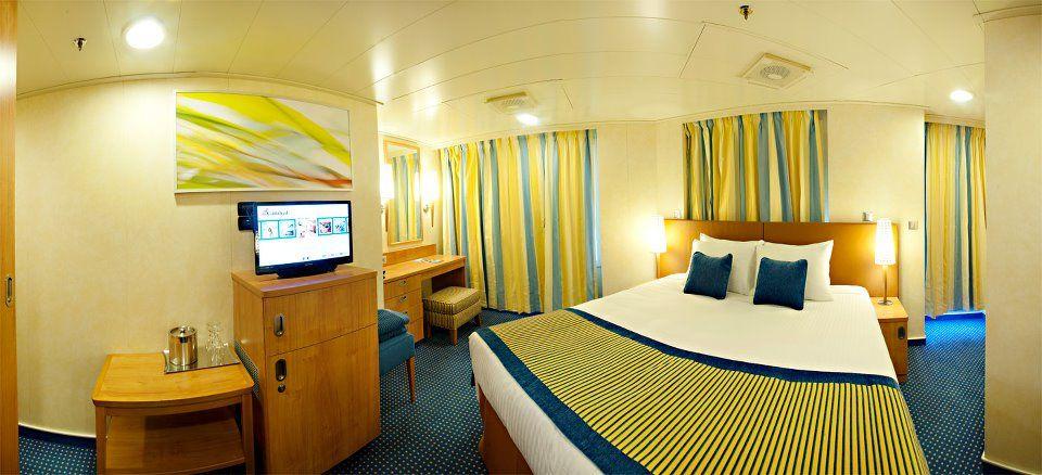 Here Is Premium Vista Balcony Cabin 7458 On Carnival Breeze