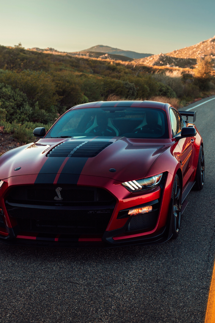 2020 Ford Mustang Shelby GT500 brings 760 horsepower to compete with Camaro ZL1, Challenger H…