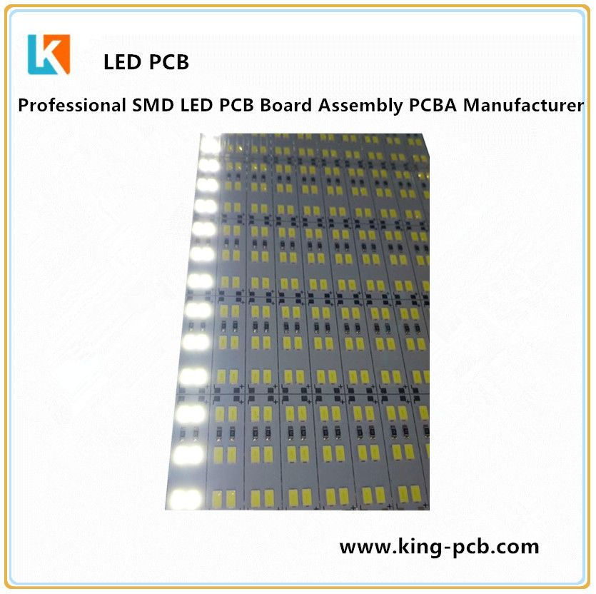 Professional Smd Led Pcb Board Assembly Pcba Manufacturer Led Printed Circuit Board Pcb Board