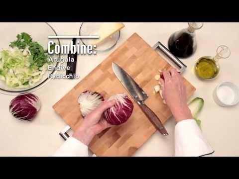 Tri Colore Salad with Chef Cari Marten I love this site http://porkrecipe.org/posts/Tri-Colore-Salad-with-Chef-Cari-Marten-60490
