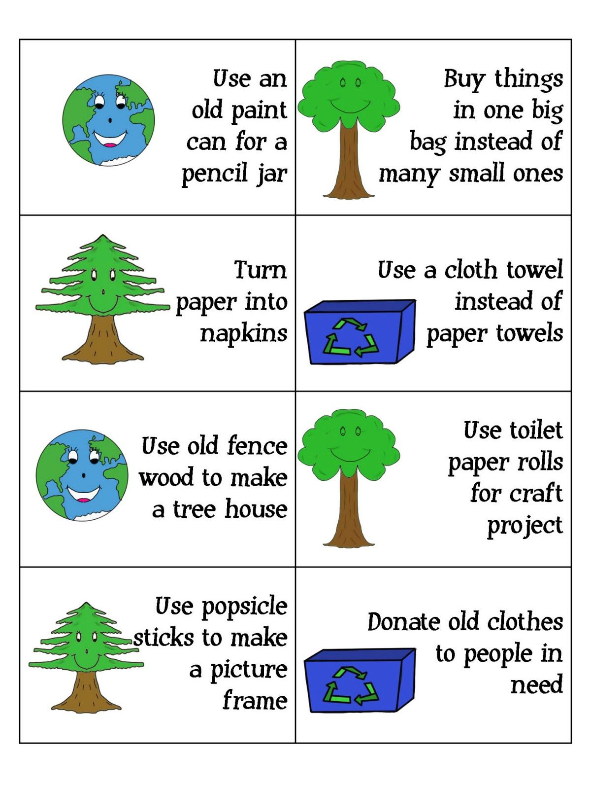Earth Day Activities Exciting News Fun Frames Symmetry