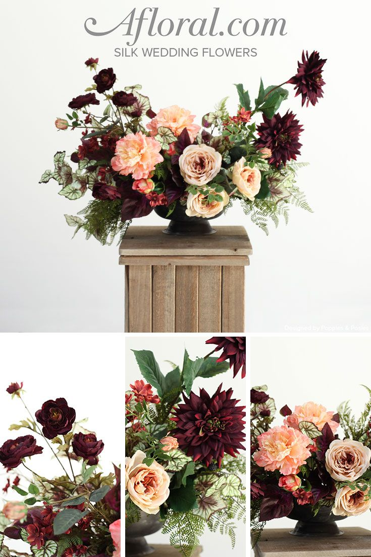 Diy Bowl Centerpiece Flora Pinterest Silk Flowers Flower