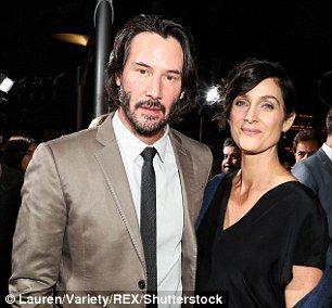Stars of The Matrix reunite at premiere for John Wick ...