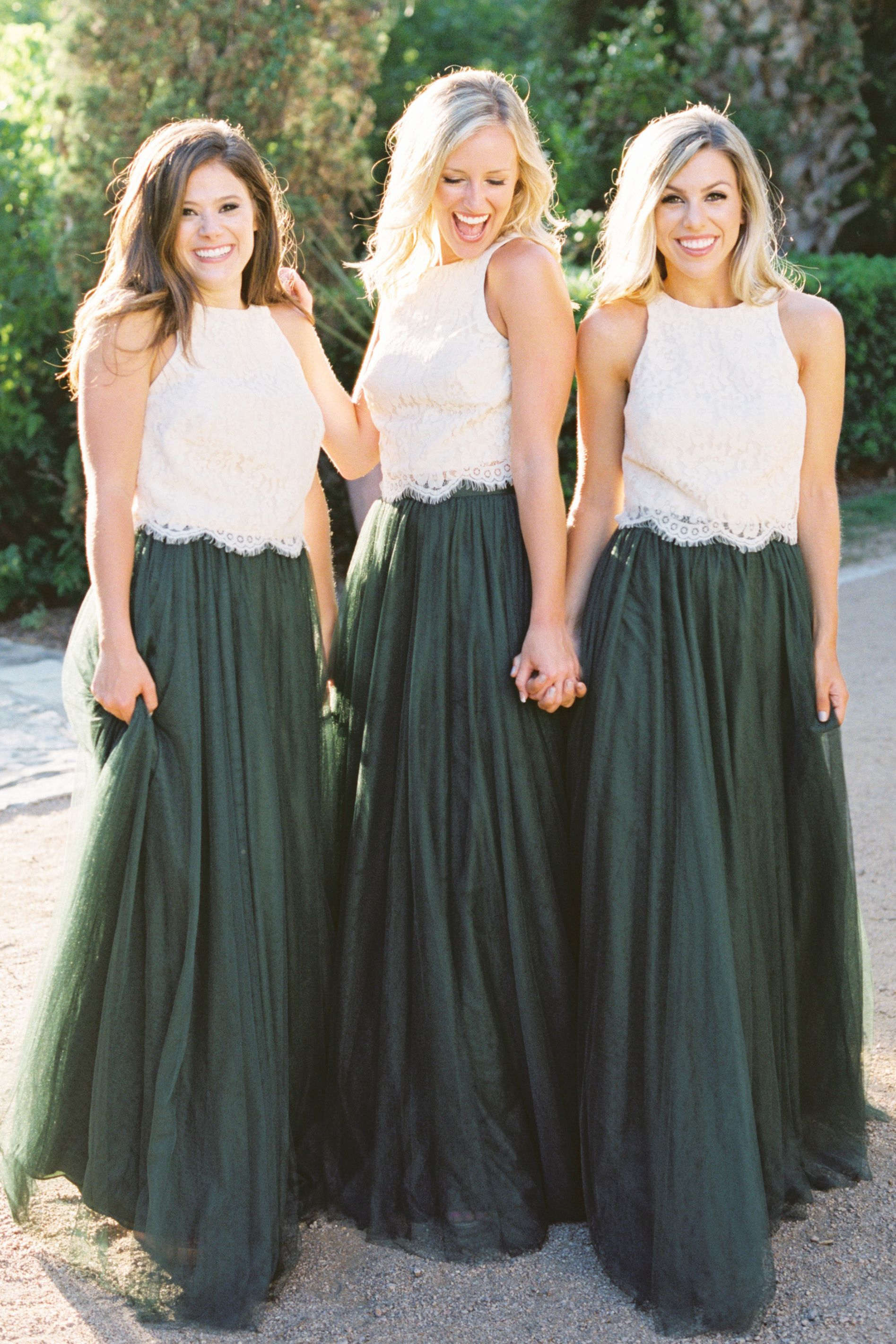 Bridesmaid Dresses And Separates From The Leading Ecommerce Bridesmaid Dress Co Tulle Bridesmaid Dress Bridesmaid Dresses Plus Size Dark Green Bridesmaid Dress