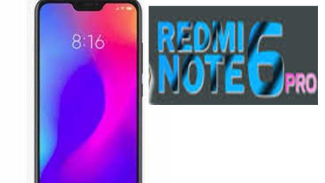 Xiaomi Redmi Note 6 Pro Full Detail Global 4x 4 64gb Gold Garansi Distributor 1 Thn Version 626 Inch