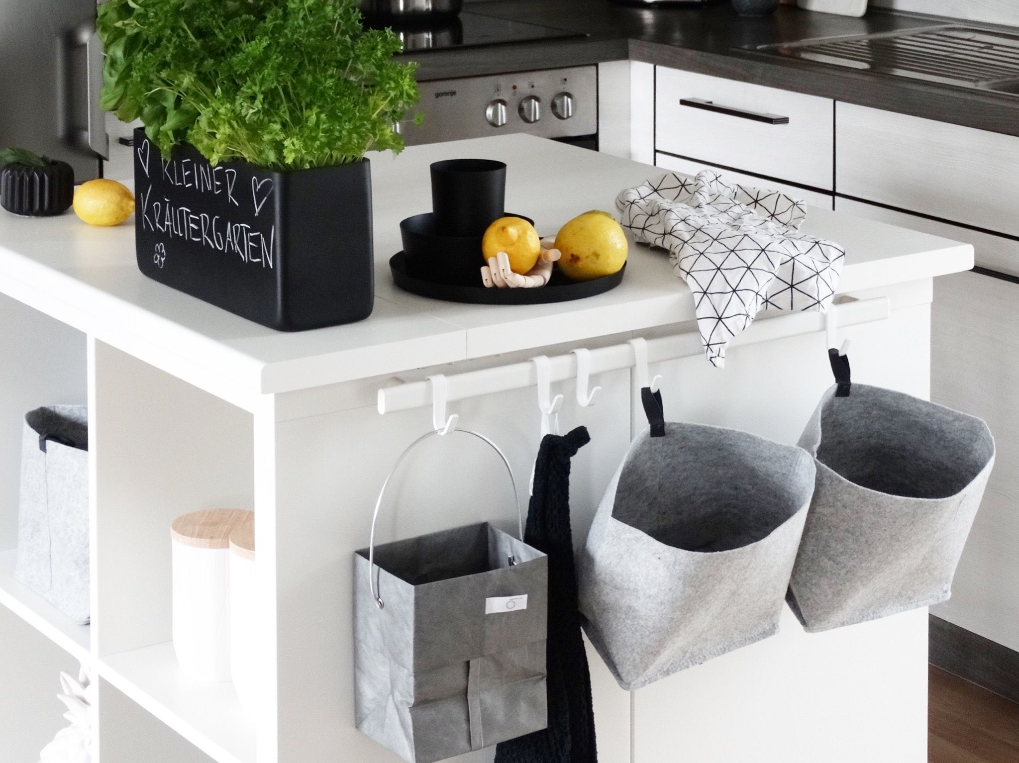 Diy Kücheninsel Ikea Cozy Living Meets Nordic Chic Trendig