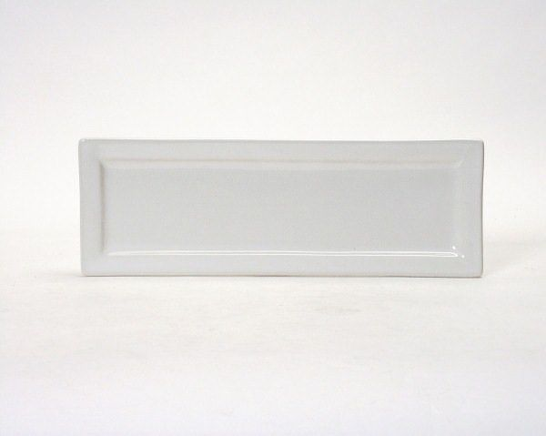 Tuxton Bwh 1603 16 L X 5 5 W White Plate Rectangle 12 Box White Plates Plate Display Plates