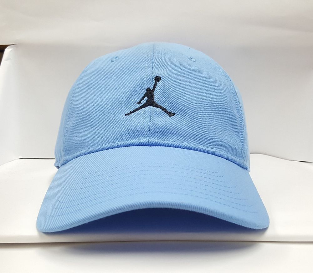cadde7a959e NIKE AIR JORDAN JUMPMAN H86 ADJUSTABLE STRAP DAD HAT CAROLINA BLUE 847143  413  fashion  clothing  shoes  accessories  mensaccessories  hats (ebay  link)
