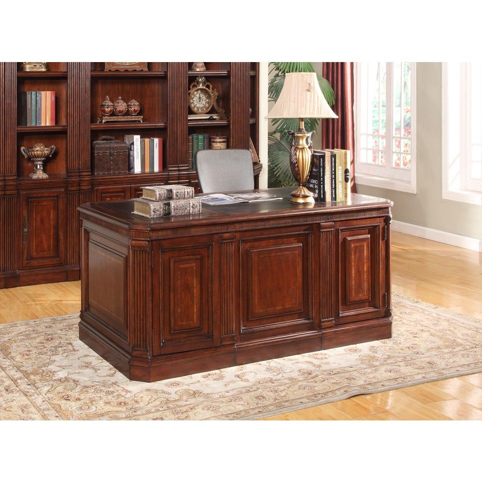 60 Executive Desk Country Home Office Furniture Check More At Http Michael