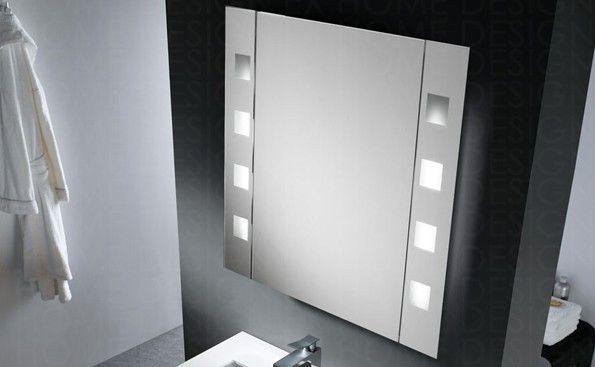 Ein unwiderstehlicher blickfang sind die fantasievoll for Spiegelschrank rund