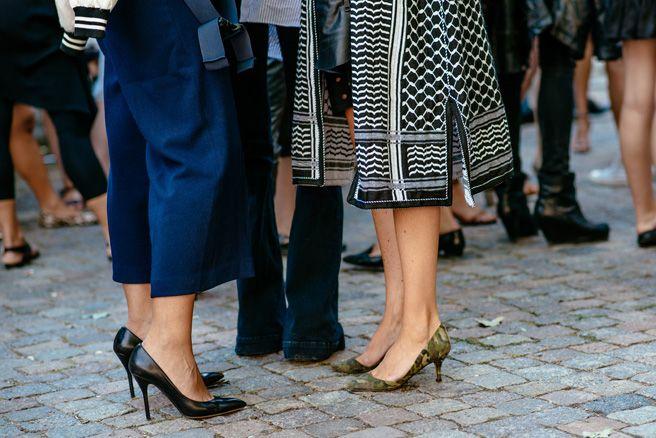 Copenhagen Fashion Week Street-Style Photos by Soren ...