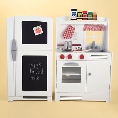 Land of Nod kitchen set | Kids furniture, Baby store ...