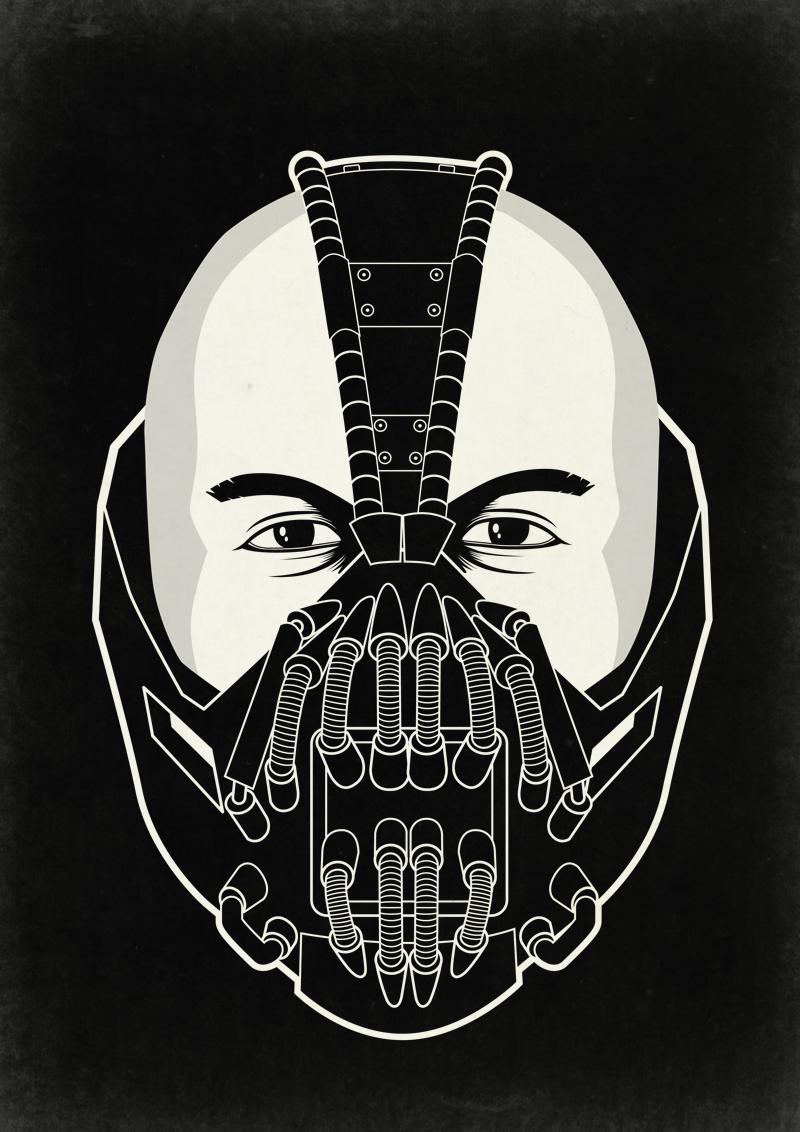 Bane S Mask Cubrebocas Disfraces Armaduras