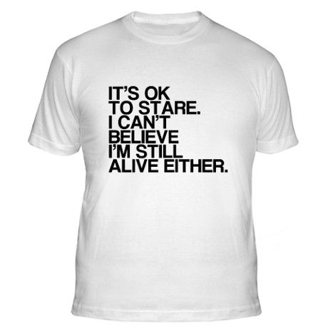 ad238c14 Funny shirt is great for anyone with a sense of humor about aging.