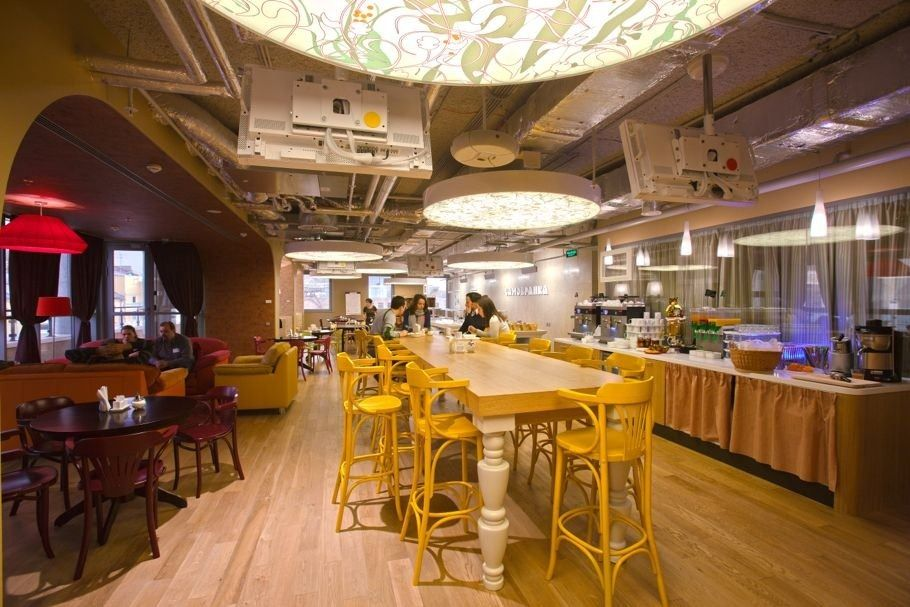 google russia office. Office Interior Decor GOOGLEs Moscow Google Russia