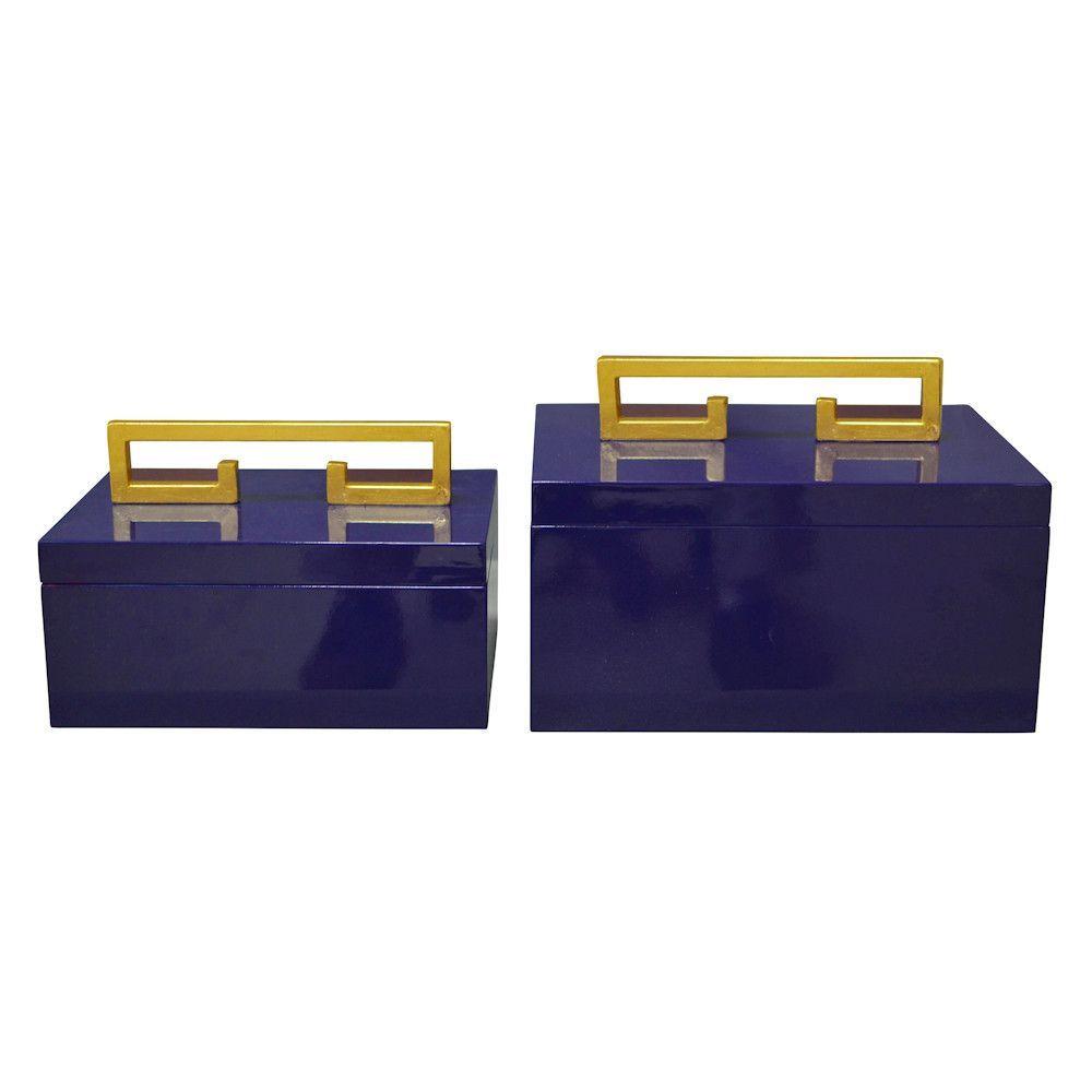 Avondale Boxes [Set of 2]