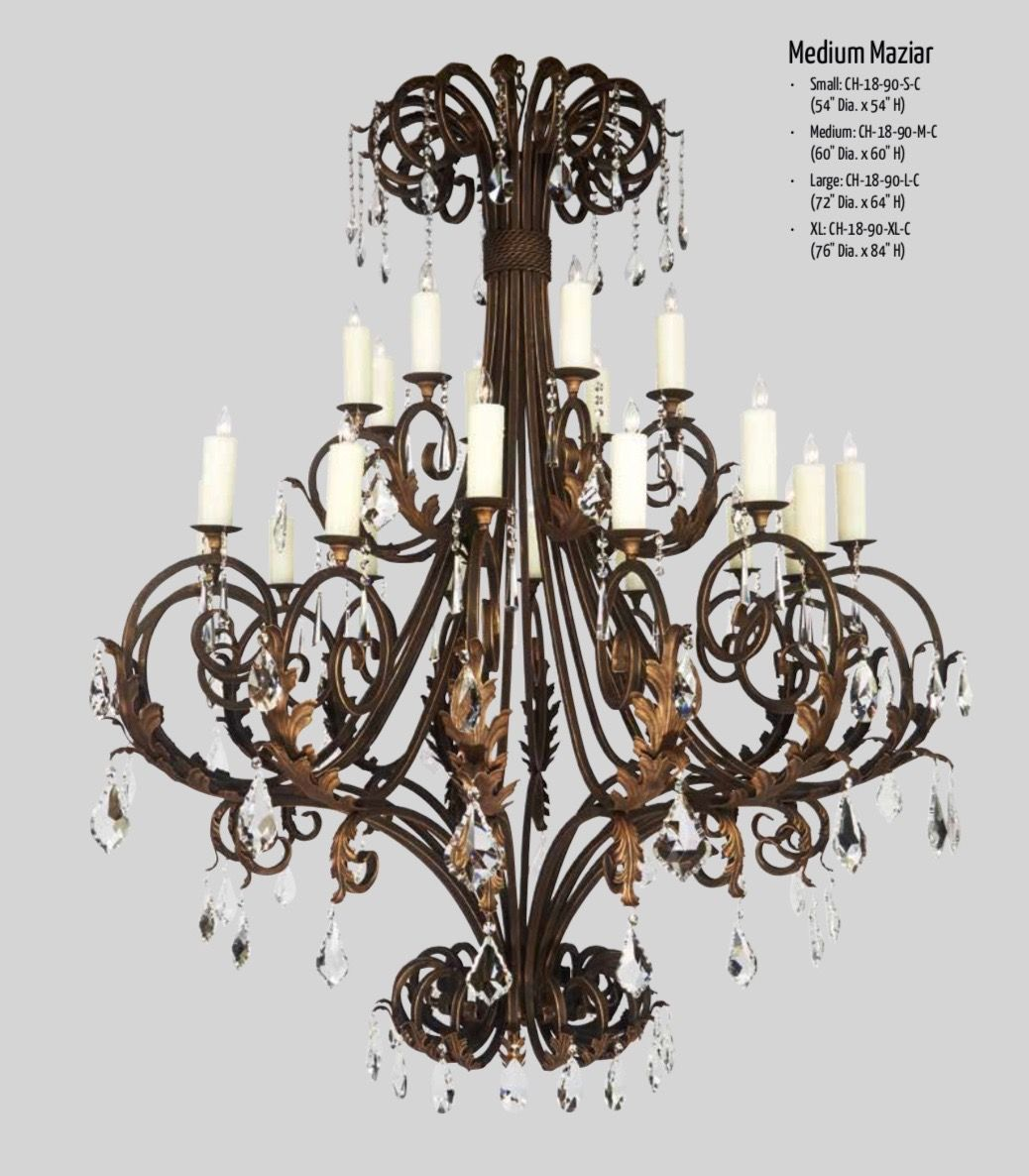 Large Traditional Chandelier Iron Chandeliers Wrought Iron Chandeliers Mediterranean Chandeliers