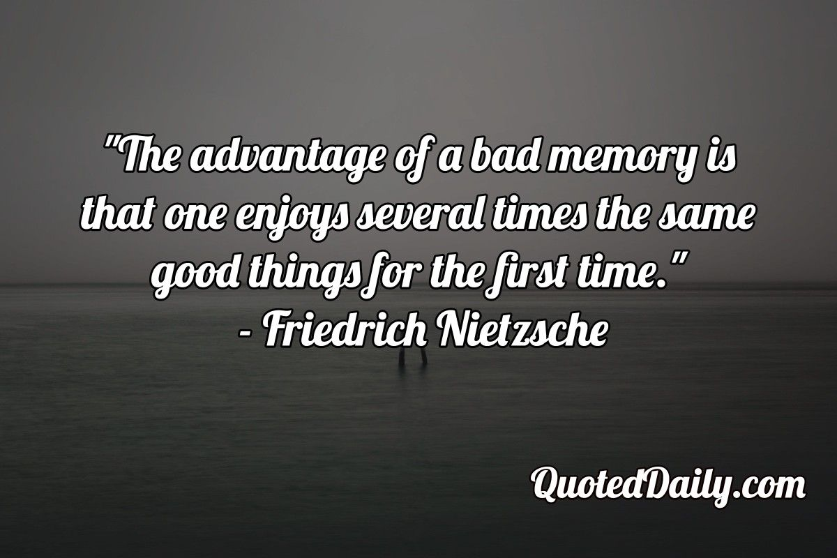 Friedrich Nietzsche Quote More At Quoteddaily Com