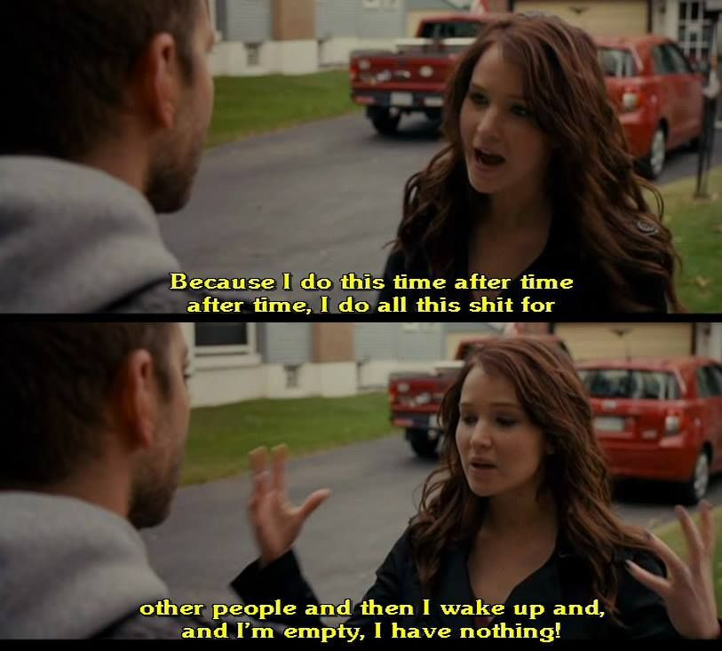 silver linings playbook movie quotes pinterest silver lining