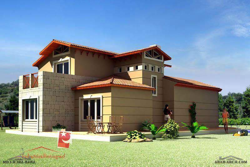 Arab Arch صفحة 22 House Designs Exterior House Elevation House Styles