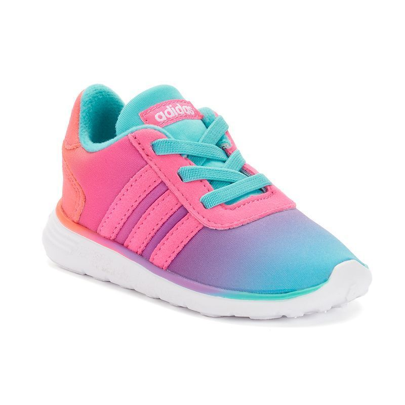 621faa8d5983e adidas NEO Lite Racer Toddler Girls  Shoes in 2019