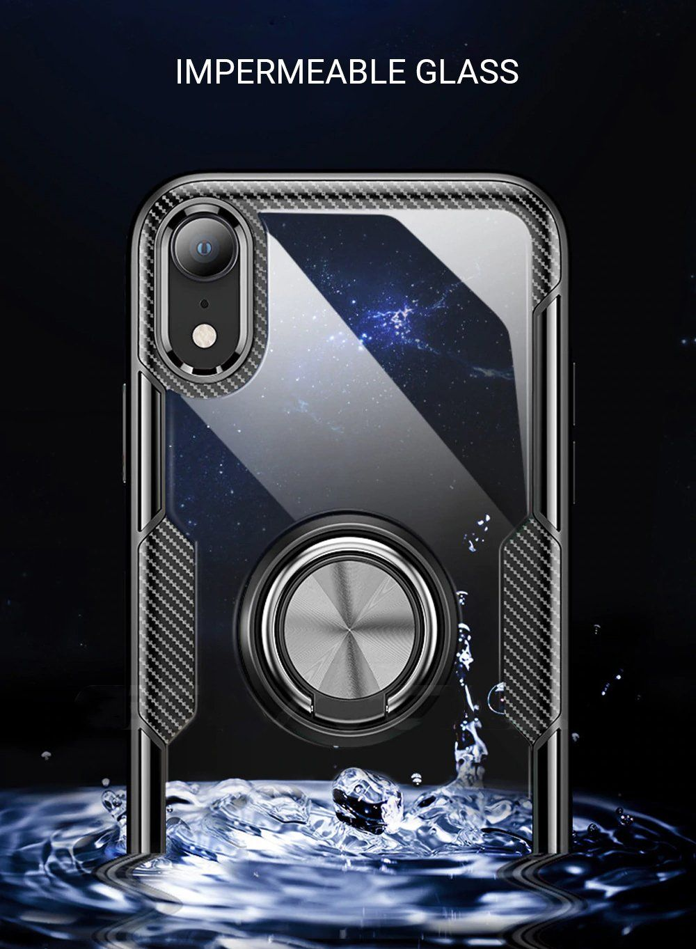 100/% Tempered Glass Protection Screen+IPHONE Shell Xs Max XR x 8 plus 7 6s 5s Se