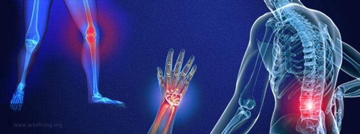Combating Arthritis the Yoga Way YOGA A Holistic Way of Life