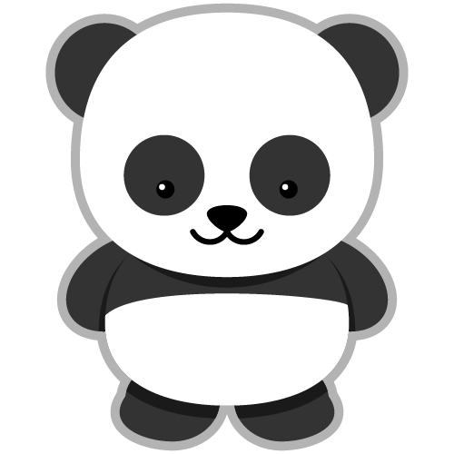 Aint No Party Like A Panda Bear Because Iswellits Actually Pretty Rare