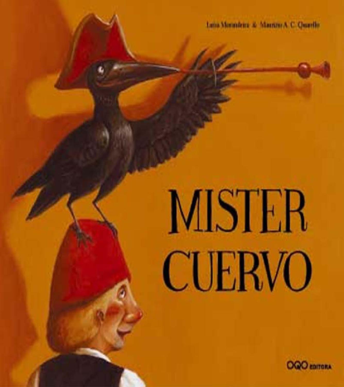 Mister Cuervo  Libros