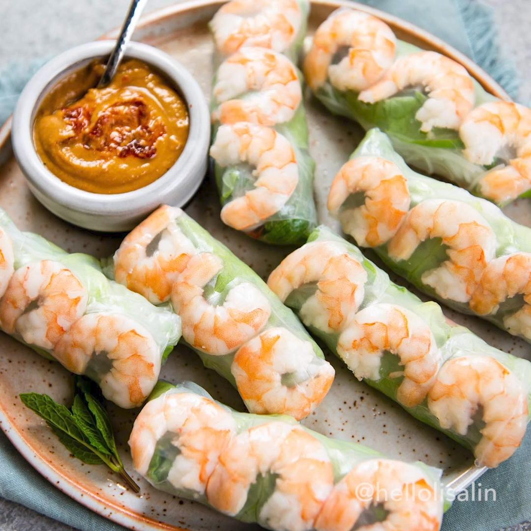Photo of Vietnamese Spring Rolls