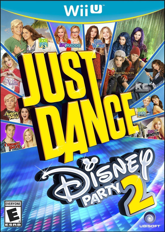 Just Dance Disney Party 2 Video Game Wii U Standard