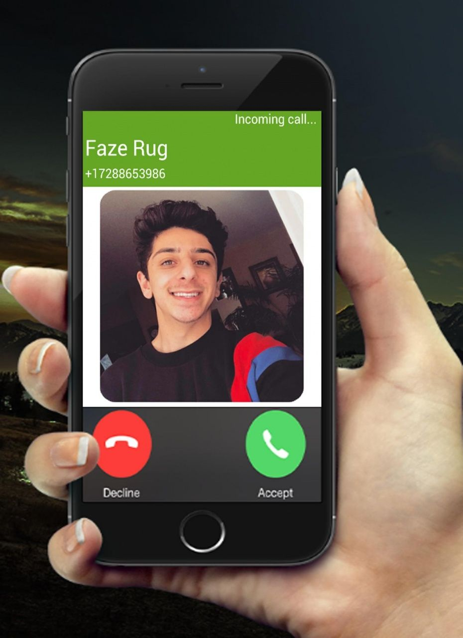 Faze Rug Real Phone Number In 2020