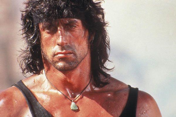 Syl as Rambo