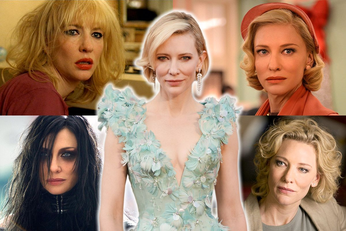 Ranked Cate Blanchett's best (and worst) movies First