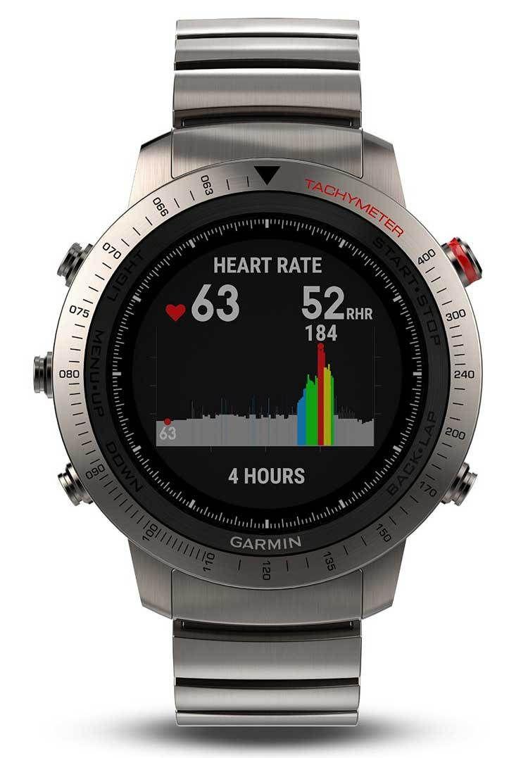 614a7aa31600 Garmin fenix Chronos watch face heart rate #watches #fitness  #activitytracker