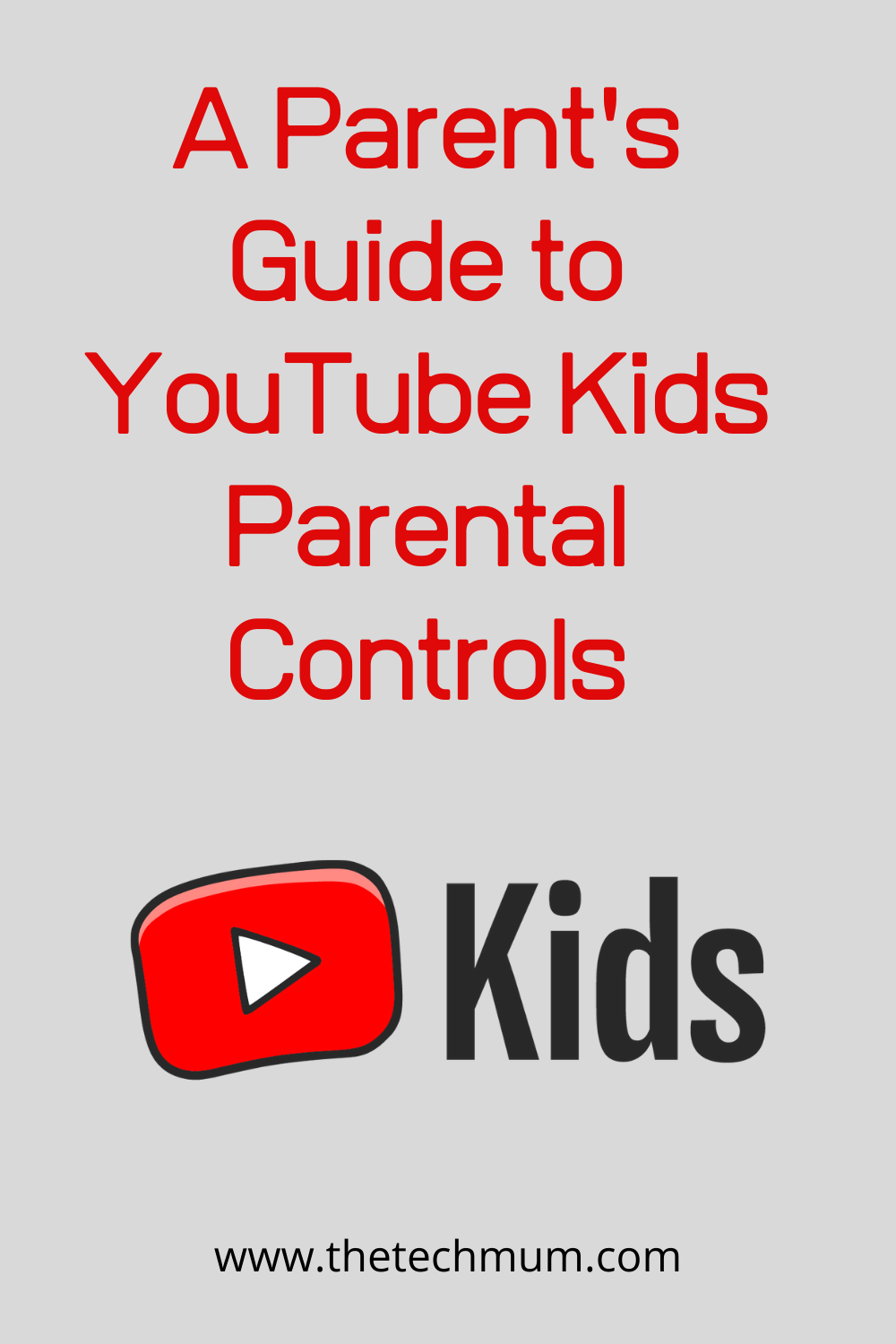 Youtube Kids Parental Controls Youtube Kids Parental Control Parenting Guide