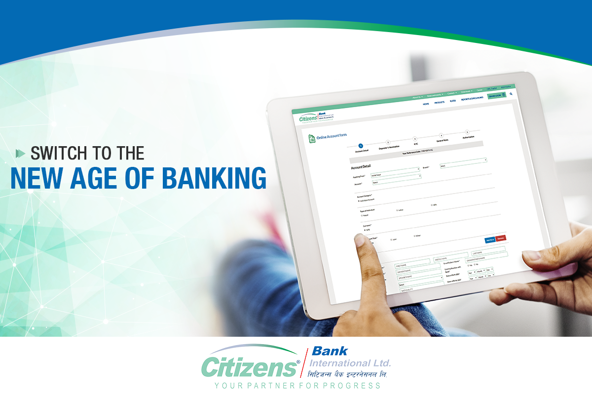 Online Account Opening Available Anytime Anywhere Citizensbank Online Accountopening Deposit Online Accounting New Age Banking