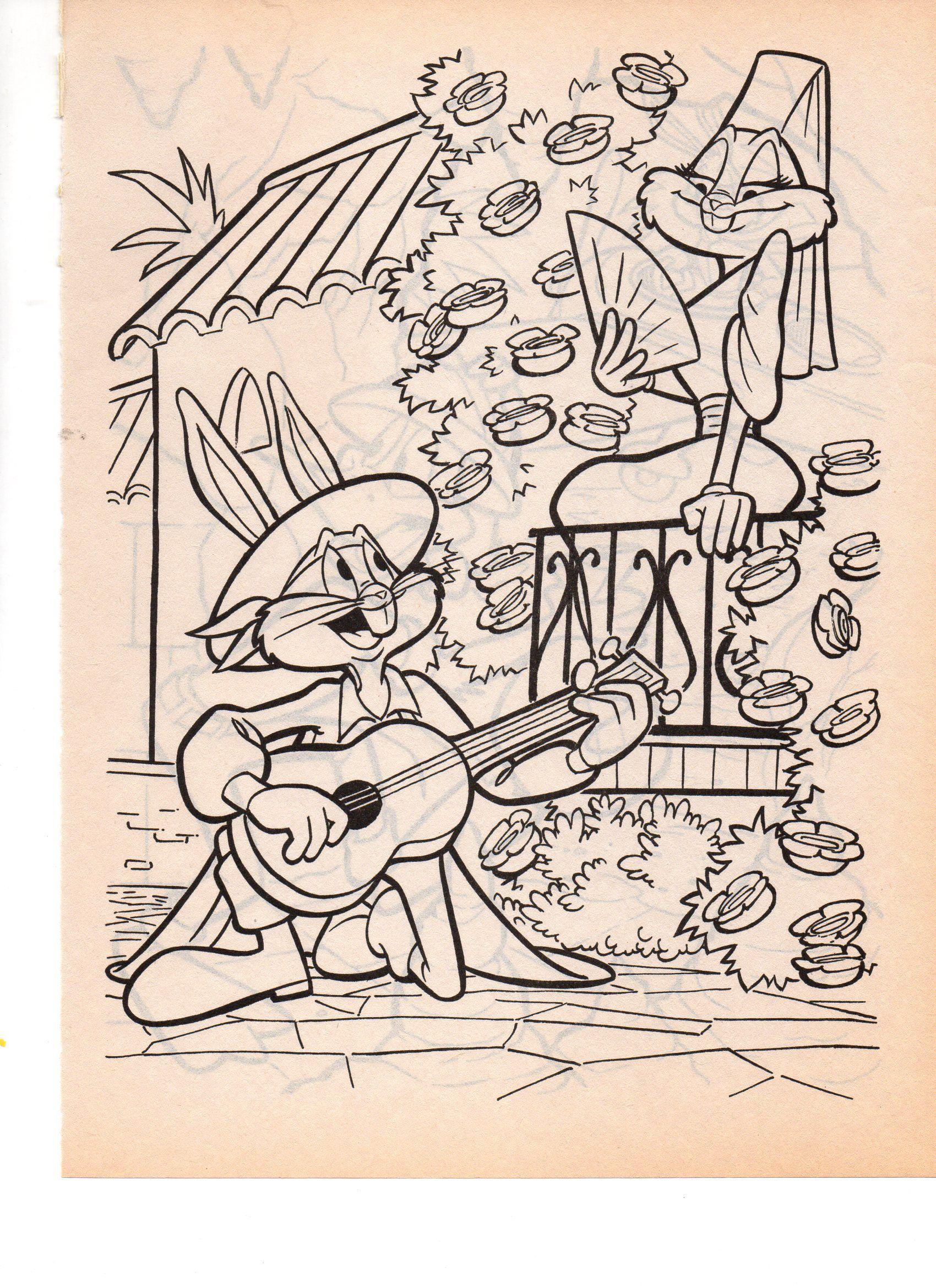 Pin by * Pika! on * Honey Bunny! | Looney tunes, Honey ...