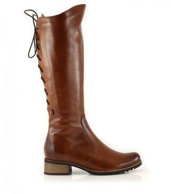 Venizi 131 Kozaki Zimowe Skora Rudy 5745166224 Oficjalne Archiwum Allegro Riding Boots Boots Shoes