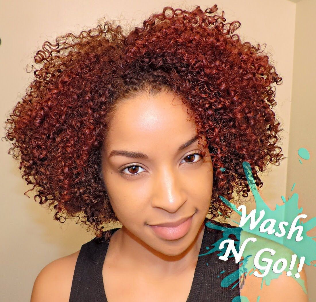 Wash And Go Hairstyles How To Achieve A Flawless Wash N Go Style On Curly Hair Playlist